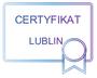 Certyfikat od Excellent w Lublinie