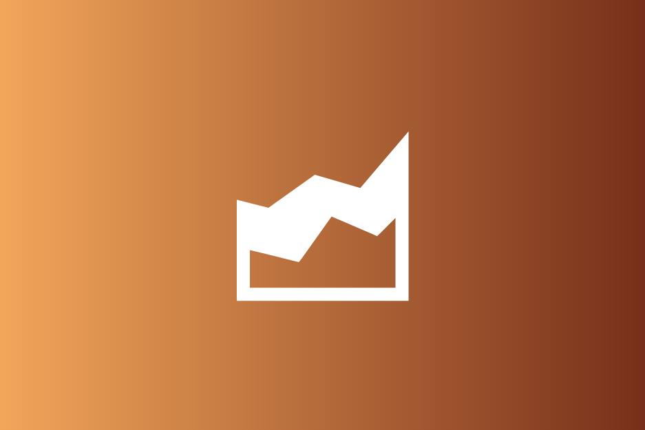 Wykres warstwowy w Excelu