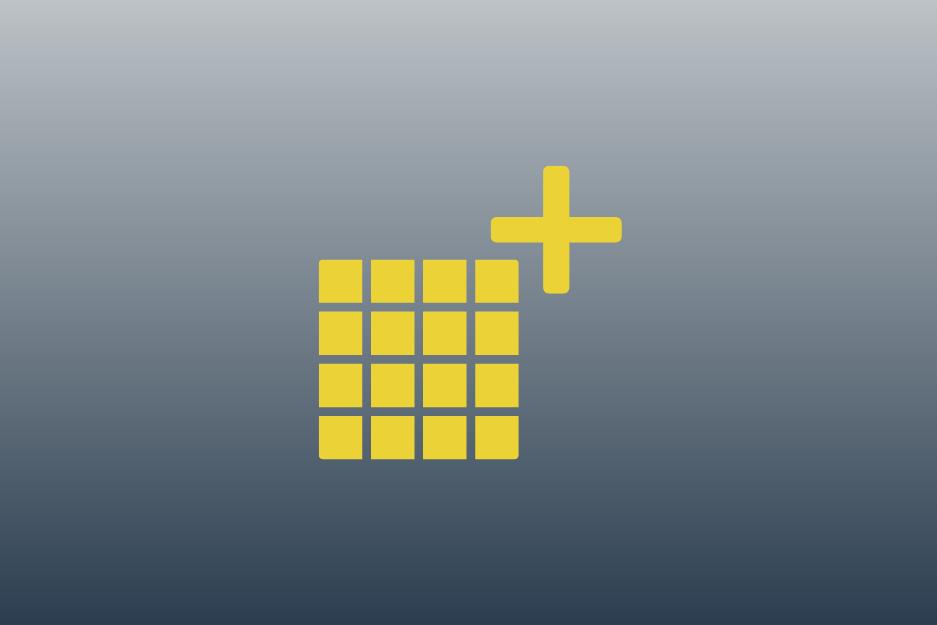 Tworzenie tabeli przestawnej